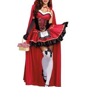 Spirit Halloween Little Red Costume